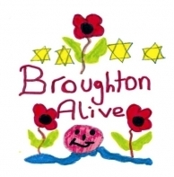 www.broughtonalive.co.uk Logo